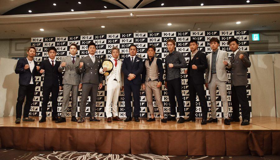 【K-1大阪大会記者会見レポート】武尊vs皇治のタイトルマッチが決定!一触即発の大阪記者会見に行ってきました!